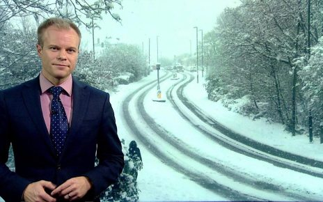p06zpt8z - UK weather: Travel disruption continues with more snow expected