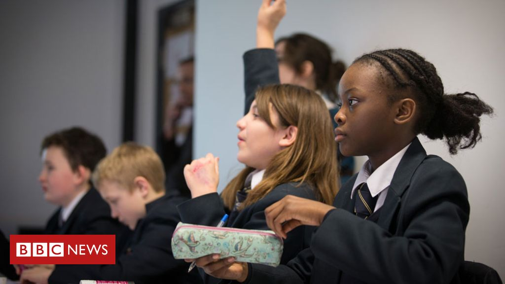 102484987 classroom - Schools 'desperately need' cash injection, MPs say
