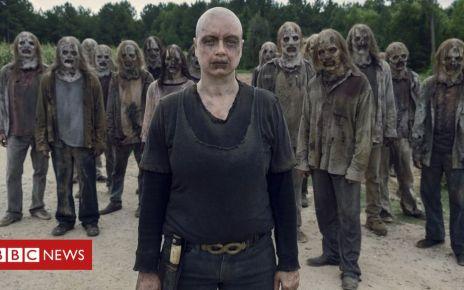105842349 twd 910 gp 0904 0358 rt - The Walking Dead: Samantha Morton takes on a 'huge legacy'