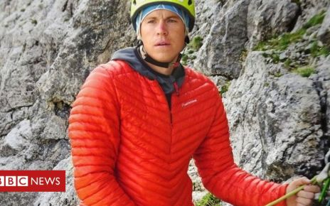105852432 mediaitem105850793 - Tom Ballard: Drones deployed in missing climber search