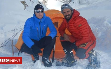 105871860 mediaitem105871858 - Tom Ballard: Missing climbers 'assumed dead' as search ends