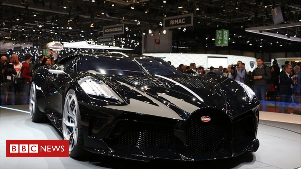 105914210 gettyimages 1133970604 594x594 - Bugatti unveils the world's most expensive new car
