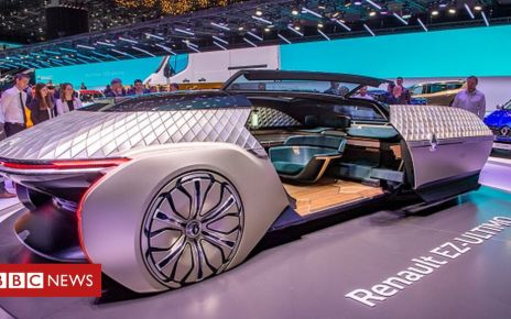 105917161 gettyimages 1128836972 594x594 - Geneva Motor Show: The weird and wonderful