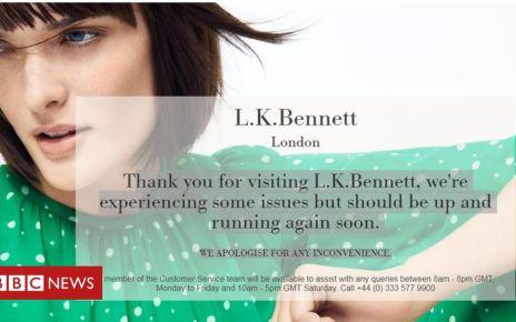 105933994 lkcapture - LK Bennett fashion chain goes into administration