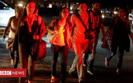105940028 mediaitem105940027 - Venezuela blackout: Most of country in darkness for hours