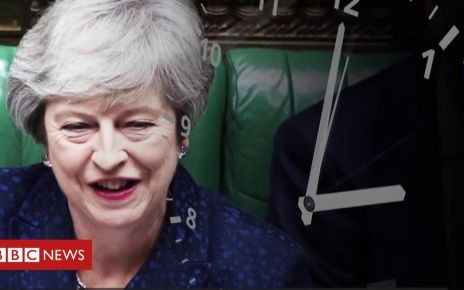 105967600 p0734dhz - Big Brexit moment: Will MPs back or bin the PM's deal?