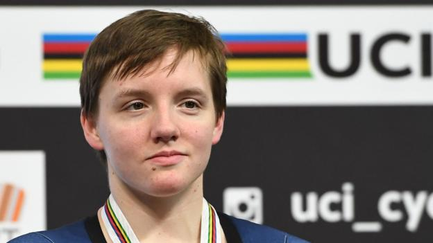 105969448 kelly catlin getty - Kelly Catlin: Three-time world track champion dies aged 23