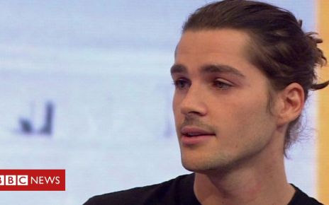 105977816 p0735xss - YouTuber Jack Harries: 'Climate change protests were worth arrest'