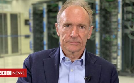 105982026 tbl1c - Tim Berners-Lee: 'Stop web's downward plunge to dysfunctional future'