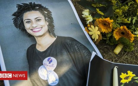 105990691 gettyimages 933714460 - Marielle Franco murder: Two Rio ex-police officers held