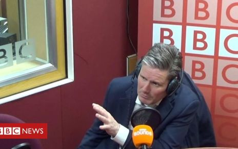106000037 p073bkqx - Brexit: Sir Keir Starmer pushed on what Labour would do
