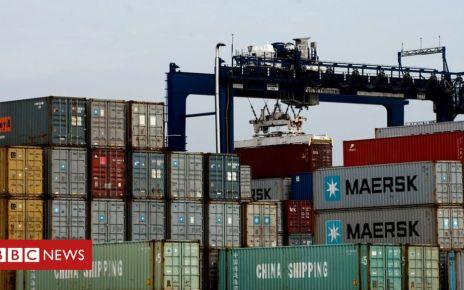 106001971 containers.bbc.felix - UK announces no-deal tariff plan