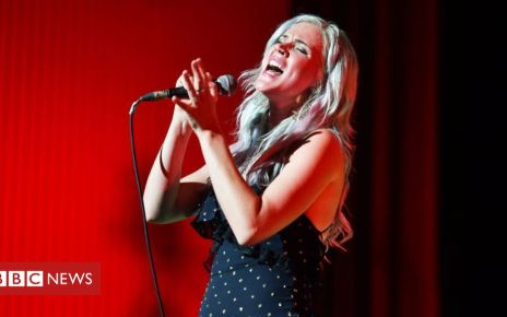 106005819 gettyimages 1096045420 - Joss Stone performs in North Korea on world tour
