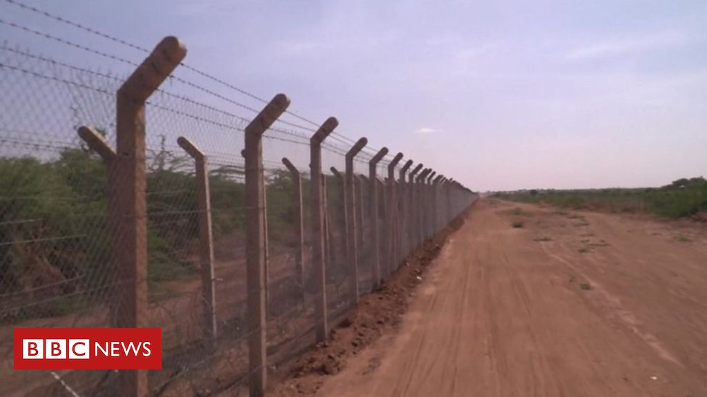 106026953 p04rl6q9 - Scandal over Kenya's border fence that cost $35m for just 10km