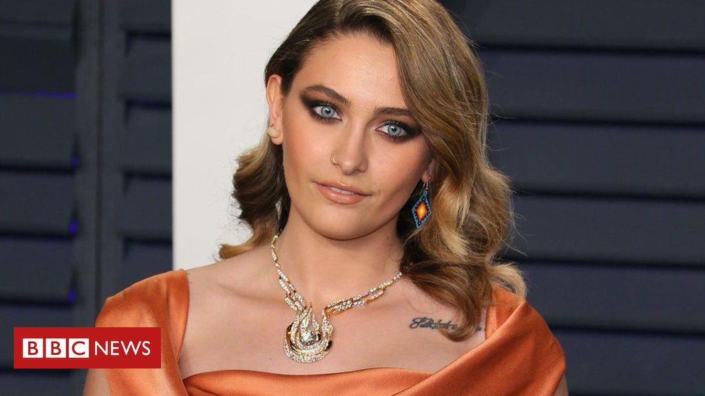 106033536 2b00a645 fdb1 4fd9 953b c9c6237eb3d7 - Paris Jackson: 'Not my role' to defend dad Michael over abuse allegations