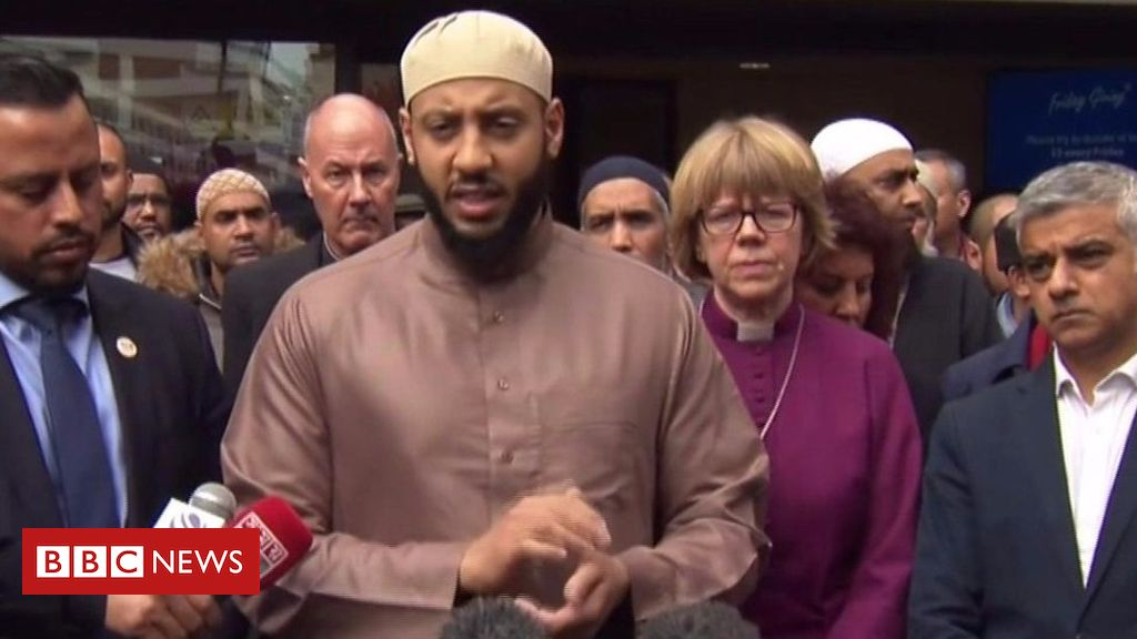 106035068 p073pdy1 - New Zealand attacks: Finsbury Park imam condemns far-right extremism