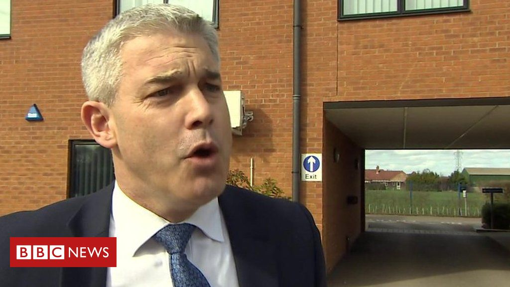 106039483 p073nyg2 - Brexit: Steve Barclay defends voting against Article 50 extension