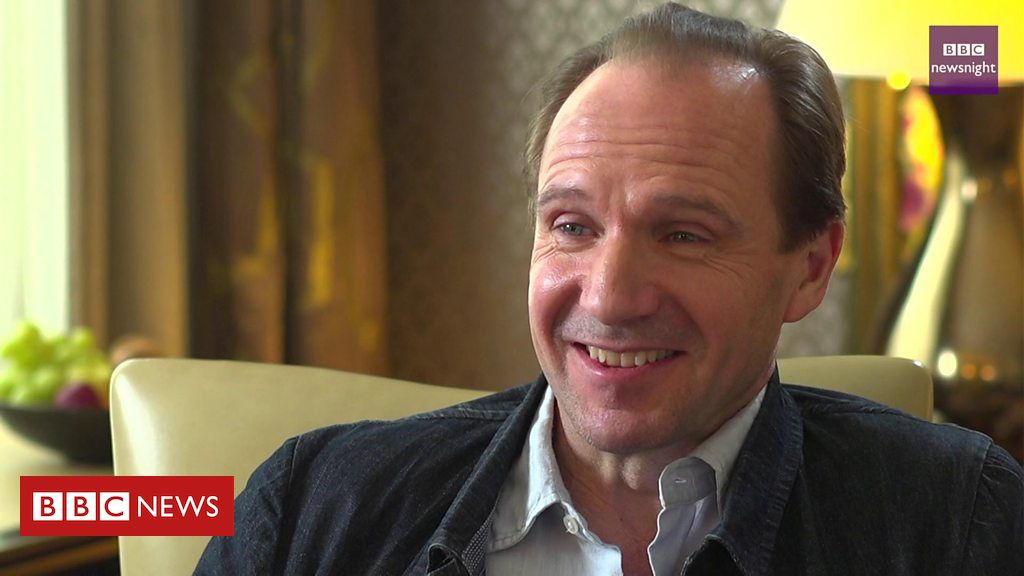 106043366 p073q92n - Ralph Fiennes: 'I'd like to see a black actor in a Bond-like persona'