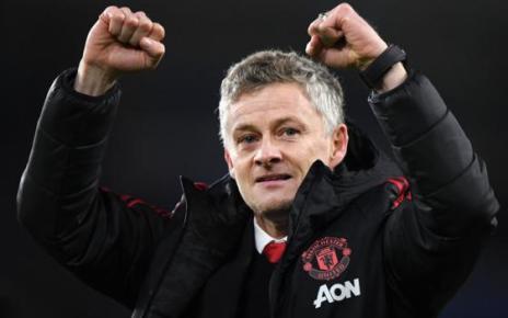 106066862 olegunnarsolskjaer celebrates getty - Ole Gunnar Solskjaer appointed Man Utd boss: How his dream became reality