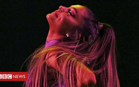 106084036 e2006cb8 af5f 4b8a 8401 f64819c1c87f - Ariana Grande kicks off Sweetner world tour in New York