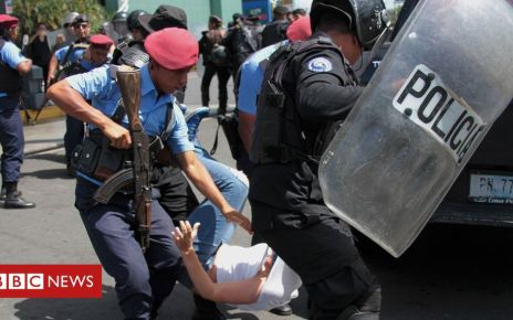 106117684 052999927 - Nicaragua agrees to free all opposition prisoners