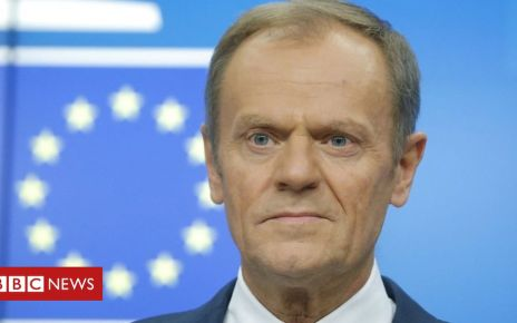 106141638 tusk epa - Brexit's fate 'is in British hands', says Donald Tusk