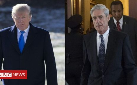 106146203 tv053116267 - Russia-Trump inquiry: Special Counsel Robert Mueller ends Russia probe