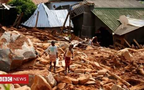 106148747 053116285 1 - Cyclone Idai: More bodies under floodwater - UN