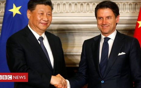 106149711 mediaitem106149707 - Italy joins China's New Silk Road project