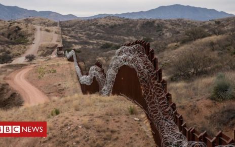 106178557 gettyimages 1096832044 - US-Mexico border wall: Pentagon authorises $1bn transfer