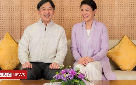 106222975 japannaruhito - New emperor, new era: How a single word defines Japan