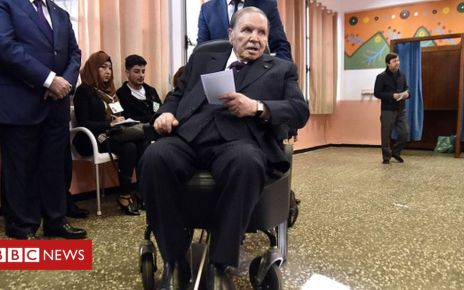 106246312 gettyimages 877721838 594x594 - Algeria protests: President Bouteflika to quit before 28 April