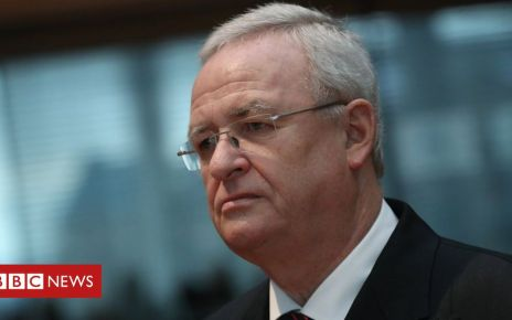 101161709 gettyimages 632050316 - Former VW boss charged over diesel emissions scandal