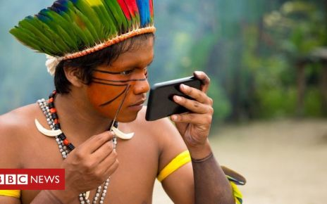 106223335 amazon indigenous - The nations of the Amazon want the name back