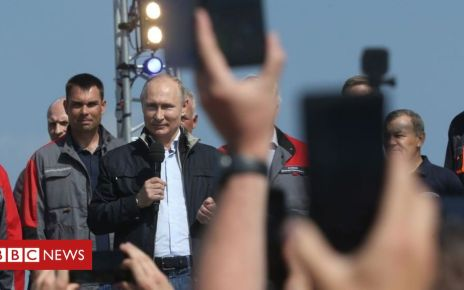 106268382 gettyimages 958773262 - Study maps 'extensive Russian GPS spoofing'