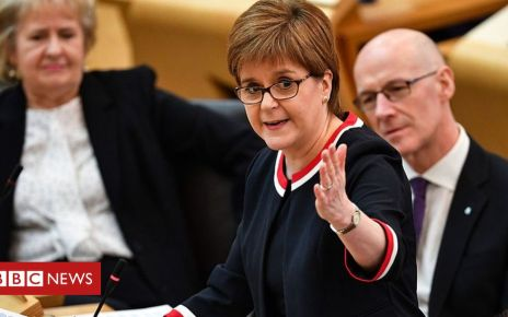 106271305 sturgeon getty - Nicola Sturgeon proposes cancelling Holyrood recess over Brexit