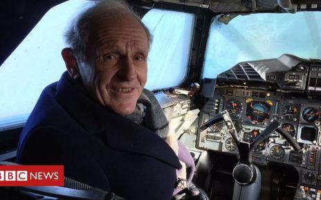 106316813 meadows - Concorde memorabilia stolen from dead pilot's Bucklebury home