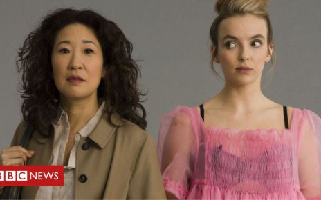 106344804 evealt gentle - Killing Eve series two premieres in US - but UK viewers must wait