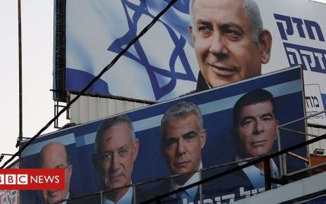 106353318 p075wj3p - Israel election: How far will voters shift to the right?