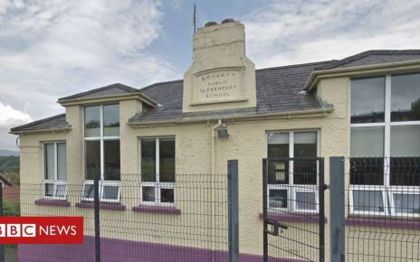 106373261 capture - Londonderry integrated primary school earmarked for closure