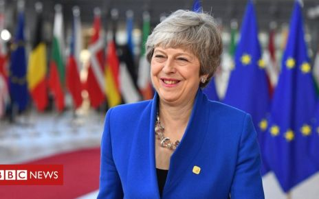 106399645 d68d6e86 1862 44a3 bb11 e8ccc52995f0 - Brexit: Theresa May 'clear' she wants short delay