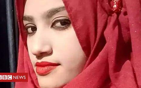 106475561 nusrat - Nusrat Jahan Rafi: Burned to death for reporting sexual harassment