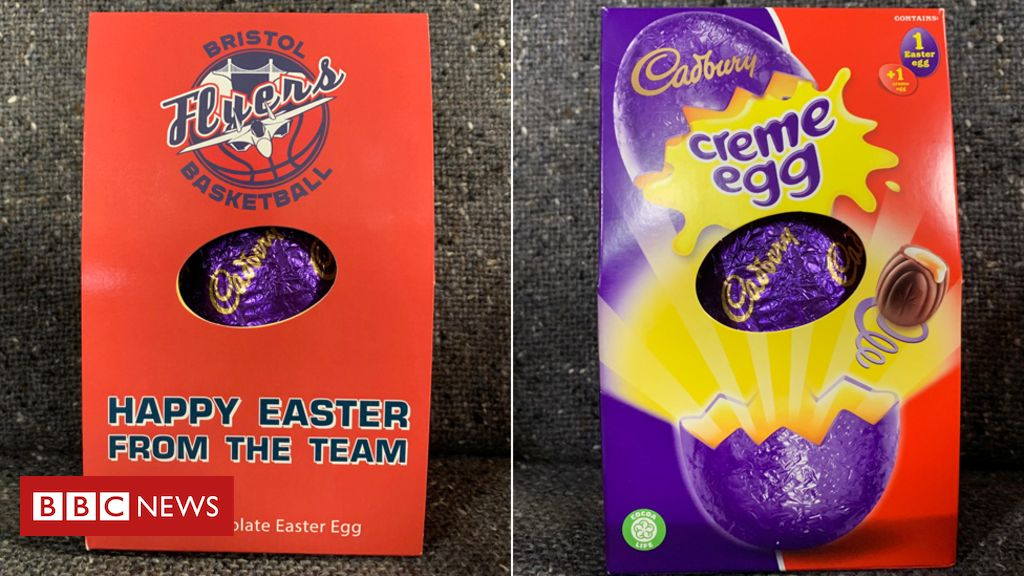 106484192 untitled 1 - Bristol City fans anger at £7 'rip-off' Easter egg in club shop