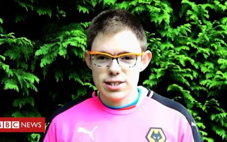 106515804 p076xf3t - Autistic football fan on 'sensory overload' of match day