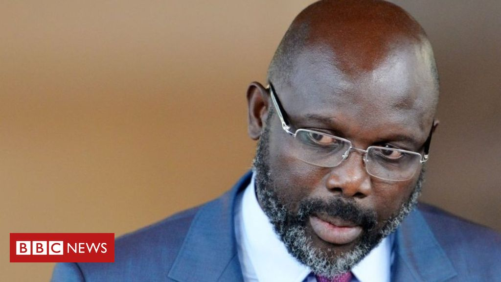 106521775 gettyimages 942012582 - Snakes force Liberian President George Weah from office