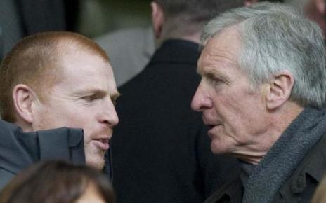 106557571 4558276 - Lennon leads Billy McNeill tributes