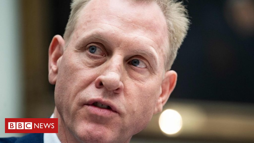 106593985 053313221 1 - Patrick Shanahan, acting US defence secretary, 'did not favour' Boeing