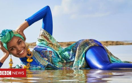 106643514 7d3edc81 ea51 4a2d be17 7242eb5e5061 - Sports Illustrated features first burkini girl