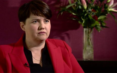 p077sy22 - Davidson: Next PM should continue to refuse indyref2