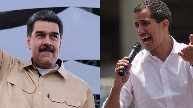 1557480394 136 Venezuela crisis Opposition lawmakers take refuge in embassies - Venezuela crisis: Maduro says 'fascist' coup foiled